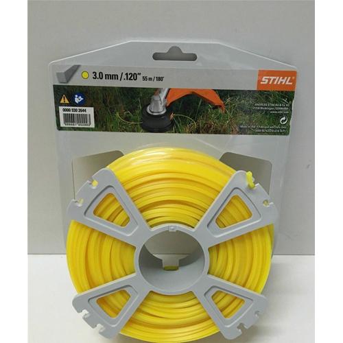 Stihl 3,0 mm Filo da taglio giallo