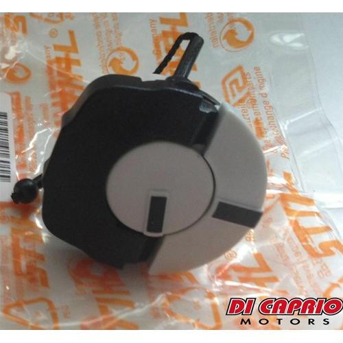 Viviance Tappo Del Serbatoio Del Carburante Per Stihl MS171 MS181 MS192 MS192T MS210 MS211 MS230 MS240 MS250 MS340 MS360 MS380 MS381 MS440 HT100 HT101 HT250 HT130 HT131 Back Pack Blower 00003500533