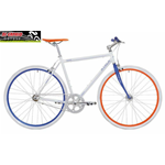 "Bici ATALA QUEENS 1V 28"" Fixed City Urban Style Tg.M"